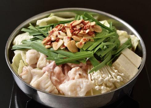 生もつ鍋セット(醤油・味噌)